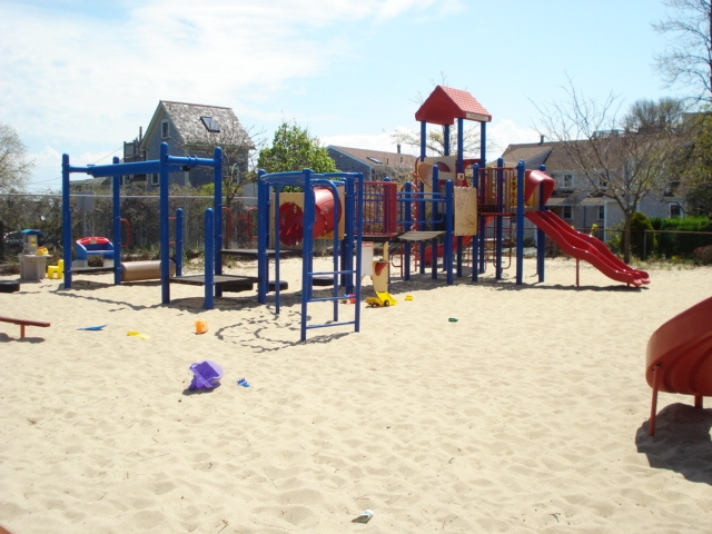 West End Chelsea Memorial Playground